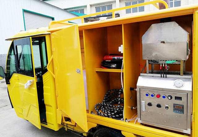 沐鸣2平台资讯蒸汽洗车机为什么会遭到网友们的质疑?